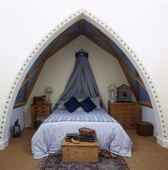 Fabric Bed Canopy Photos (36 of 41) []