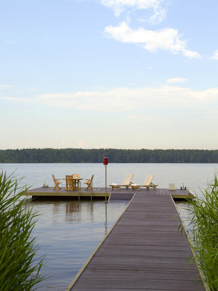 lake dock photos design ideas remodel and decor lonny