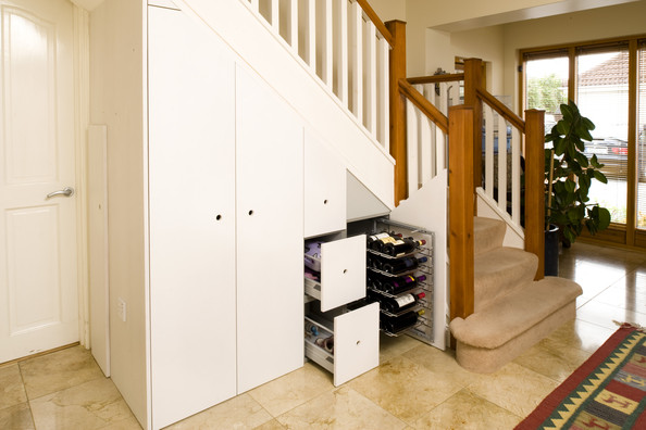 Small Space Stairs Photos (15 of 37) []