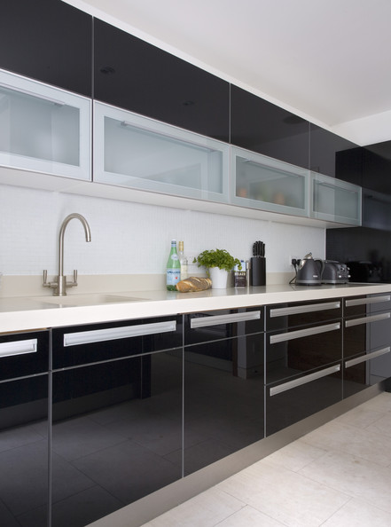 Sleek Photos (1 of 21). Minimalist Modern Kitchen