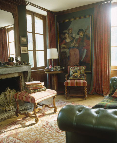 Traditional Sitting Room Photos (1 of 3) []