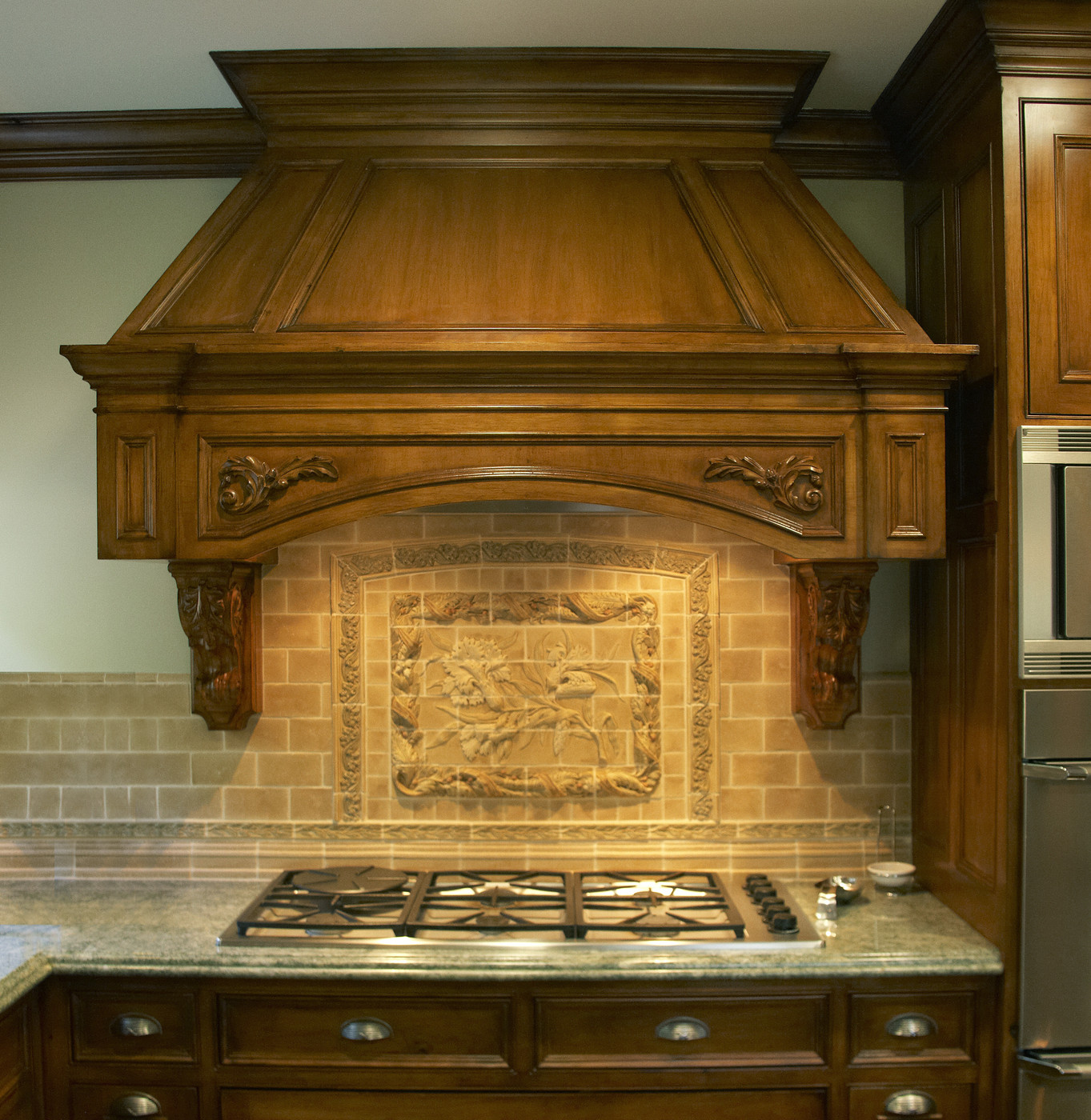 Traditional Kitchen Backsplash Ideas: Traditional Kitchen Photos (107 Of 166