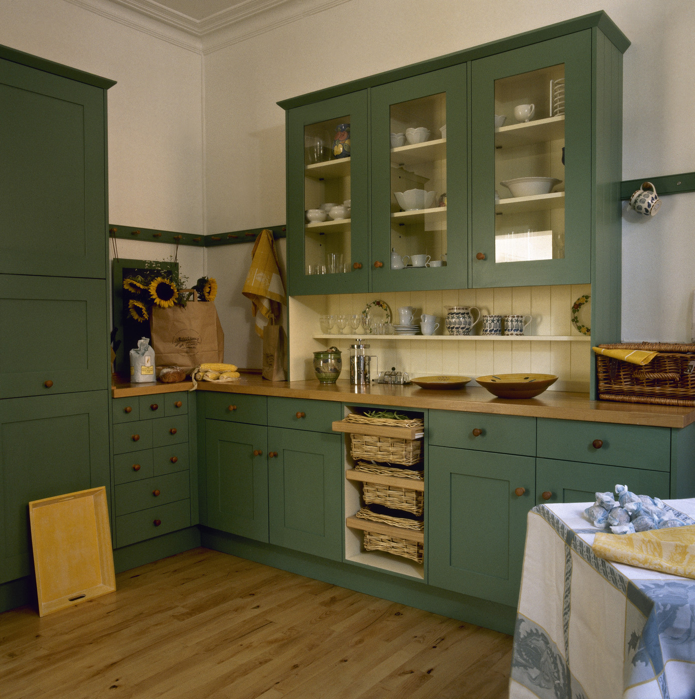 Show Kitchen Paint Colores