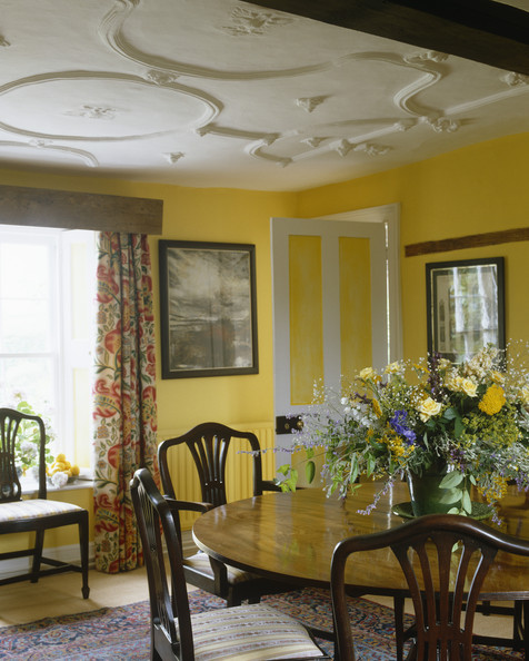 Yellow Dining Rooms: Yellow Dining Room Photos (59 Of 100)