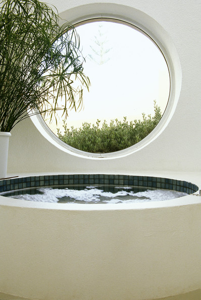 Garden tub photos design ideas remodel and decor lonny Garden tube
