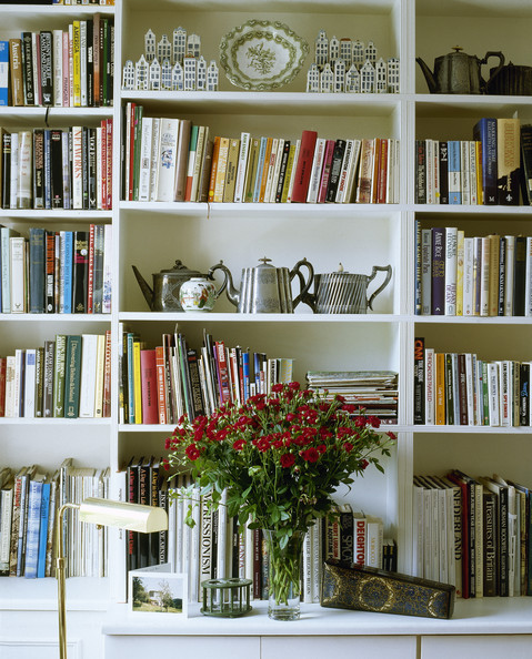 Built-In Bookcase Pictures Photos (1 of 13)