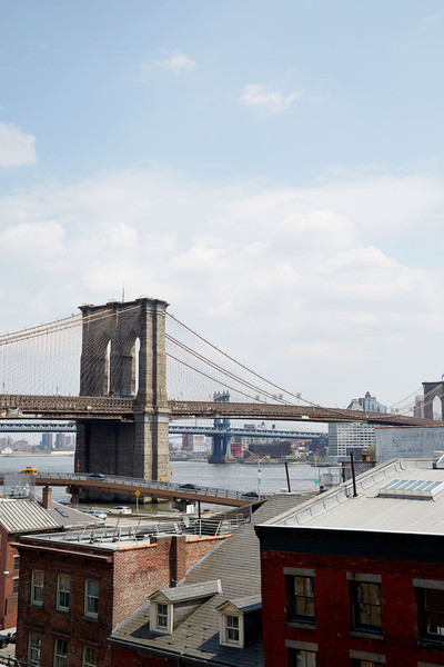 Home Tour: J+G Design in South Street Seaport