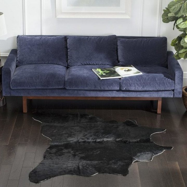 Cowhide Rugs For Every Place In Your Home