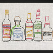 Five Bottles by Stephen Campbell