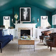 Choose Saturated Wall Colors In Dark Spaces