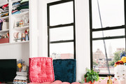 This Fashion Editor's SoHo Apartment Is A Burst Of Color