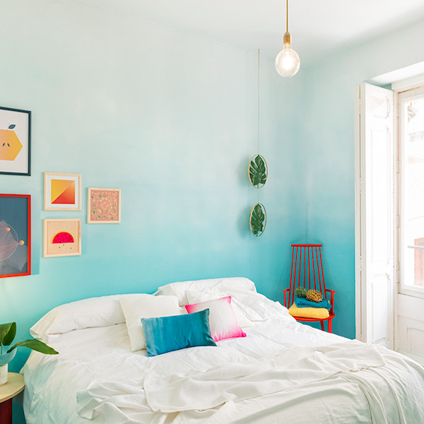 Ombre Accents Any Interior Can Pull Off