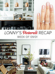 Lonny's Top Pins of the Week: Put A Ring On It