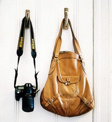 Declutter Your Home With These Clever Ways to Hang Your Bags