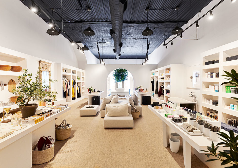Take A Peek Inside Goop's New Austin Pop-Up Store