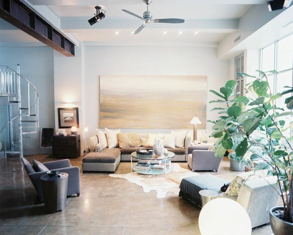Industrial-Chic Decor at Home
