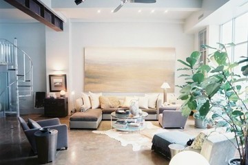 How to Get the Industrial-Chic Look at Home