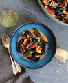 Spanish Mussels in White Wine | Lonny.com