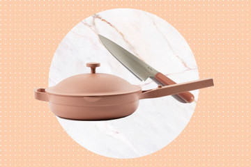 Our Place's Always Pan and Knife Bundle Sale Is This Weekend Only