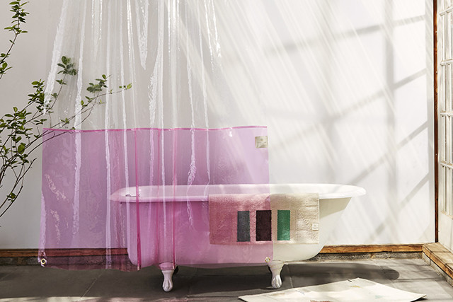 Quiet Town's New Curtains Are What Your Shower Is Missing