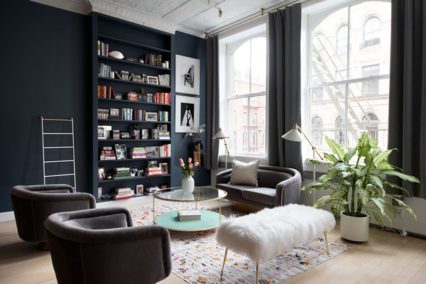 Inside The Transitional SoHo Apartment Of The Culinistas' Tiana Tenet