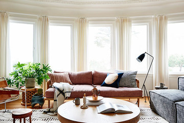 This Designer Created A Family Home That Feels Layered & Laid-Back
