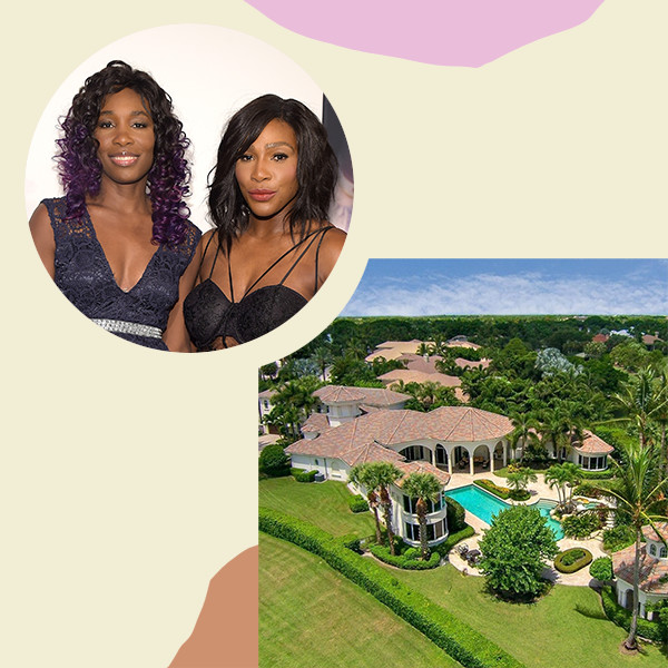 Tour Serena & Venus Williams $2.69 Million Palm Beach Gardens Mansion