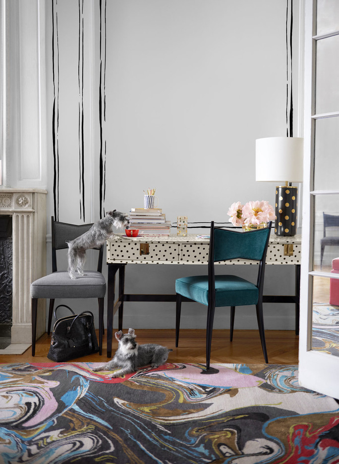 Kate Spade's New Furniture Will Make You Want to Commit to Color