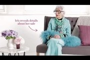Iris Apfel for One Kings Lane