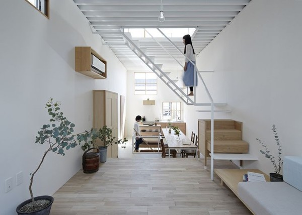 Japanese Houses - Dezeen - The Best Pinterest Boards for Small-Space ...