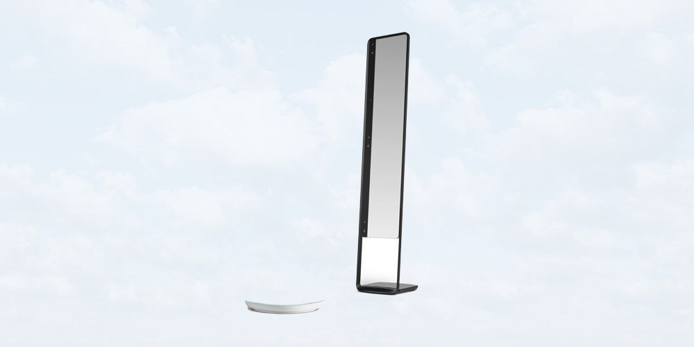 The High-Tech Mirror That Will Replace Your Personal Trainer