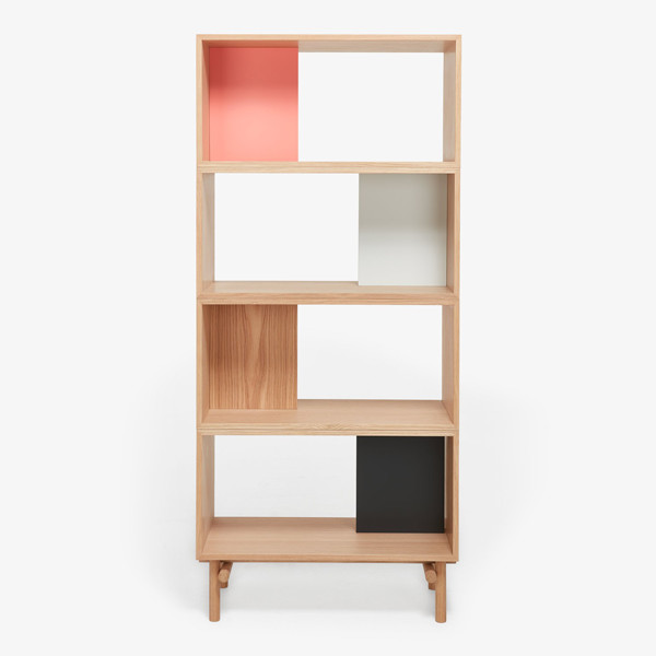 Shapely Cubist Storage