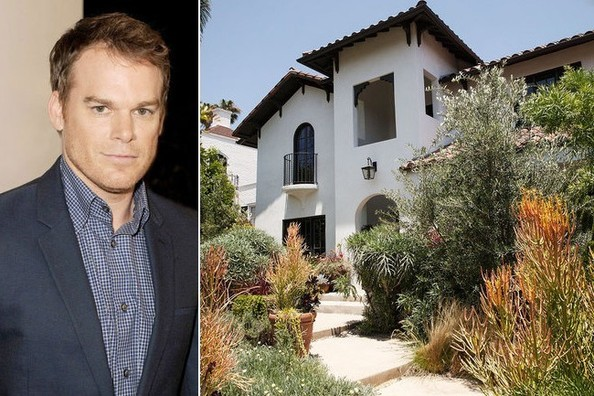 Inside Michael C. Hall's LA Home