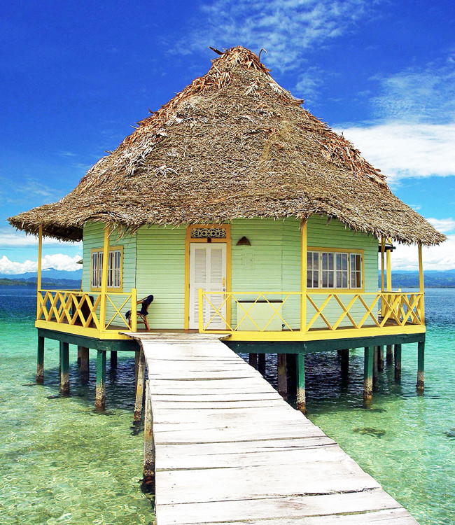 5 Insane Overwater Bungalows You Can Actually