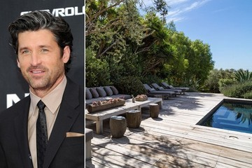 Patrick Dempsey's Malibu Compound is an Indoor-Outdoor Dream