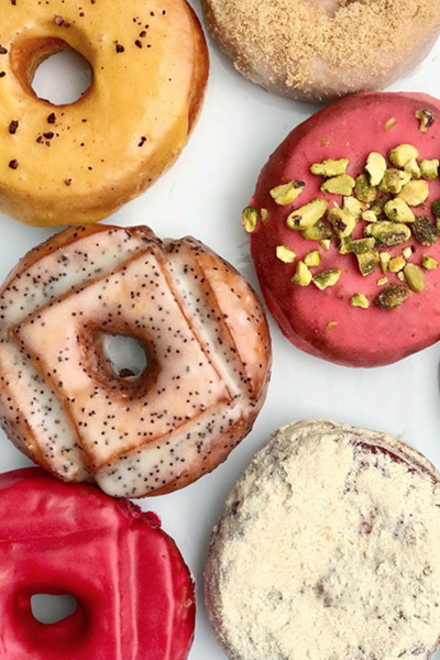 Donut Stop: Blue Star Donuts