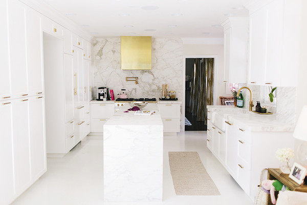 20 Beautiful White Kitchens That\'ll Take Your Breath Away ...