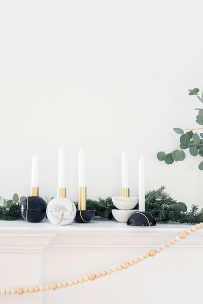 The Citizenry Candle Holders