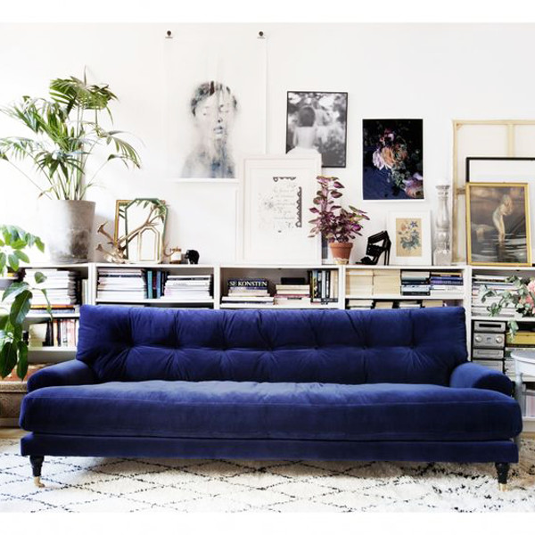 20 Ways To Add Indigo To Your Home