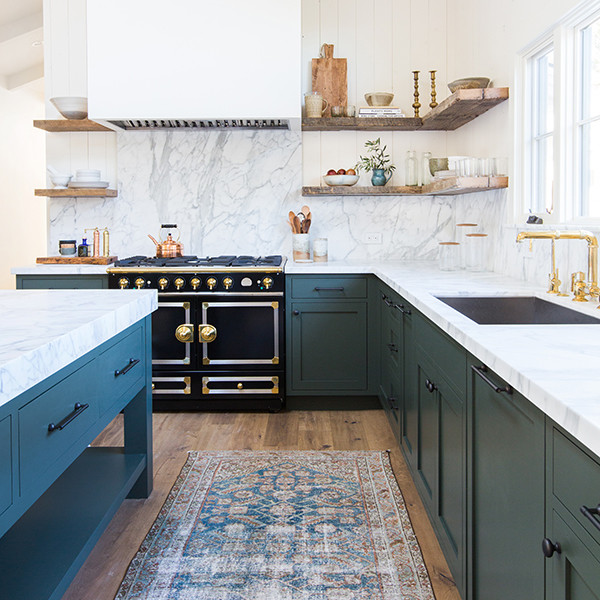 15 Reasons Why You Need A Persian Rug In Your Kitchen