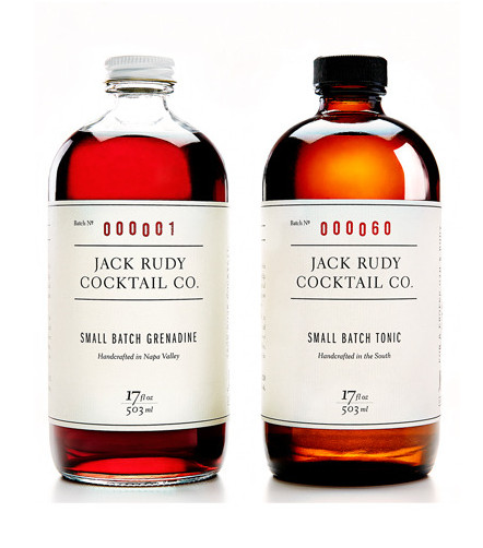 Small-Batch Combo by Jack Rudy Cocktail Co.