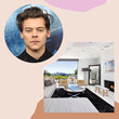 Harry Styles' West Coast Home