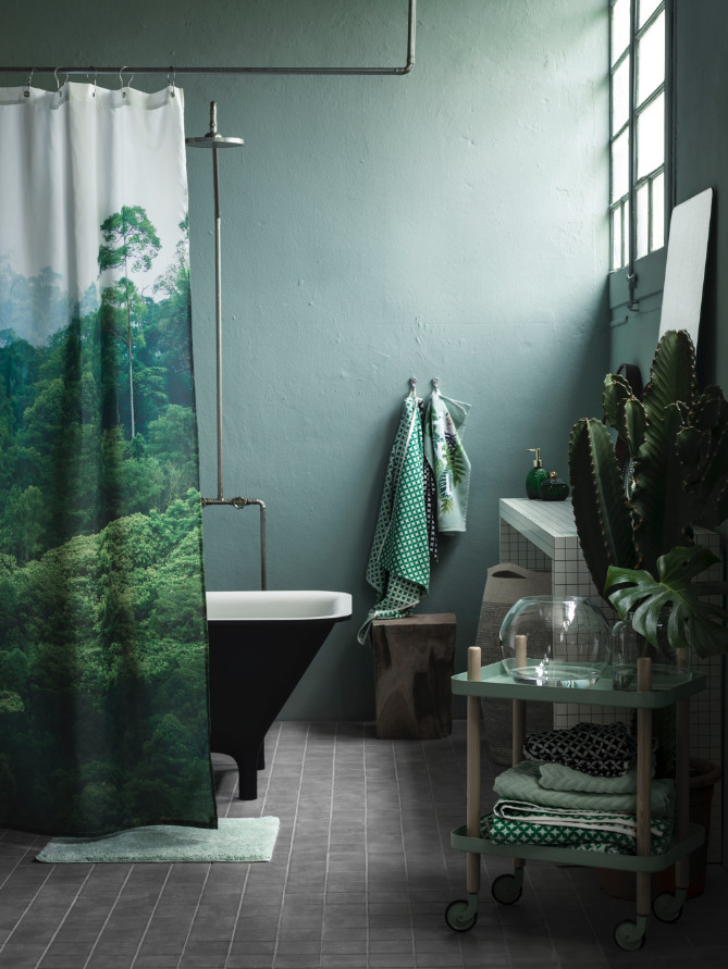 H&M Home's Sumptuous Spring 2016 Collection Goes Back to Nature