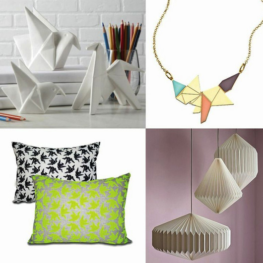 Currently Trending: Origami