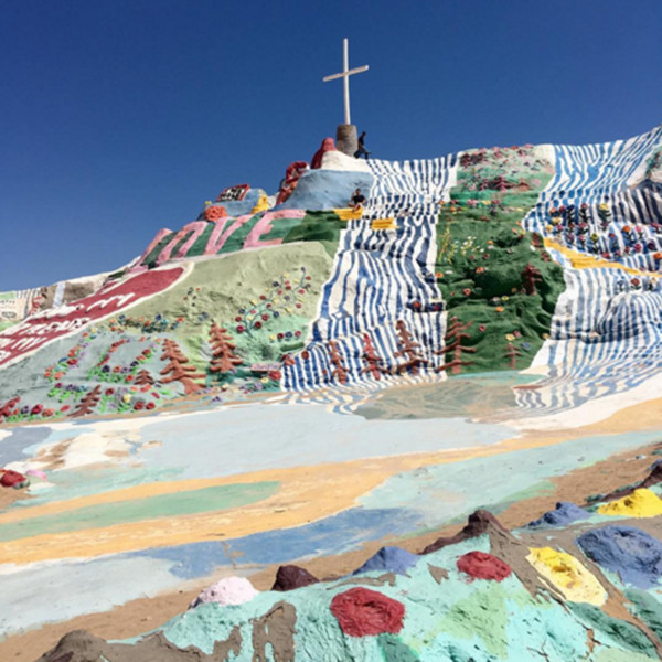 Niland's Salvation Mountain