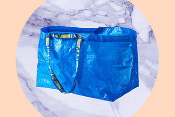 See How Balenciaga Does IKEA's Iconic Bag