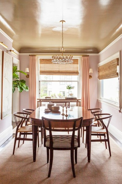 Lonny Dining Room | Style Me Whimsy