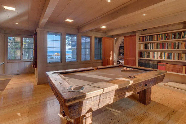 Game On - Inside Mark Zuckerberg's $59 Million Lake Tahoe Compound - Lonny