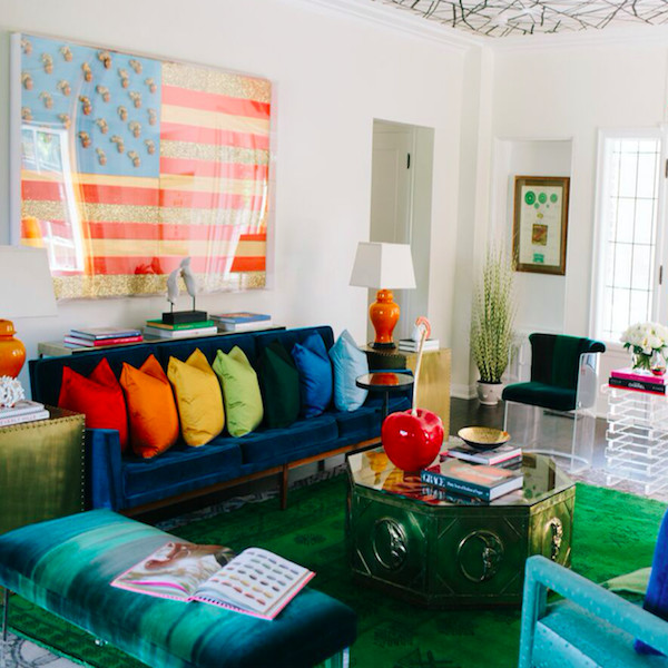 Why Boldly Colored Furniture Changes Everything