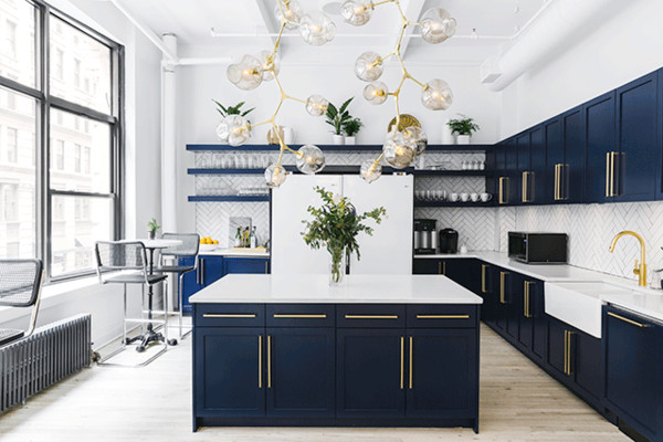 Dream Kitchen - Homepolish'S New Space Takes Offices To The Next